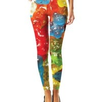 Gummy Bear Leggings