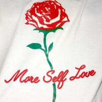 SWEET LORD O'MIGHTY! MORE SELF LOVE RINGER TEE