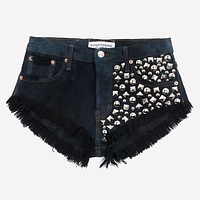 Eclipse Nightcap Studded Babe Shorts