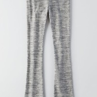 AEO Women's Skinny Kick Legging (Grey)