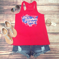 LET FREEDOM RING TANK BY ATX