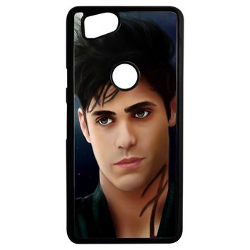 Shadowhunters Alec Lightwood Art Google Pixel 2 Case