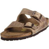 PEAP Birkenstock Men's Arizona 2-Strap Cork Footbed Sandal