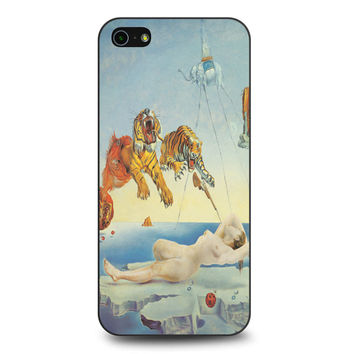 Salvador Dali Dream Caused By The Flight iPhone 5 | 5S case