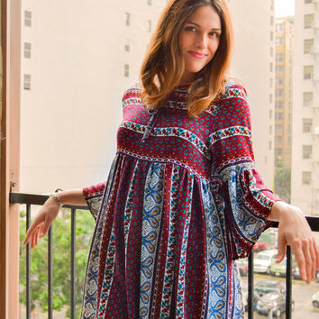 Lilly Flowy Tunic Top