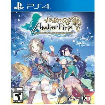Atelier Firis Alchemist Ps4