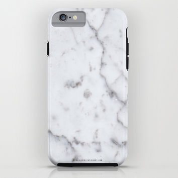 Marble Pattern iPhone & iPod Case by Pencil Me In ™
