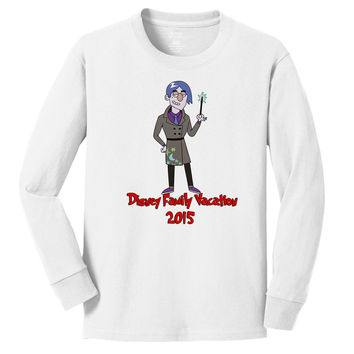 Disney 7D Grim personalized long sleeve T shirts