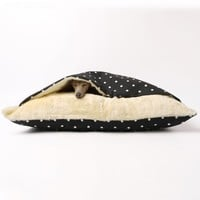 Snuggle Pet Bed by Charley Chau - $115