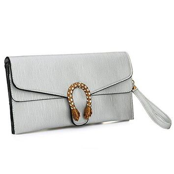 Leather Crossbody Purses Clutch Phone Wallets with Card Slots for Women YSL bag