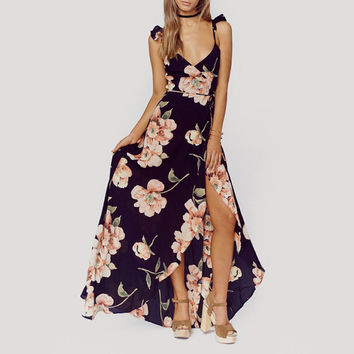 Field Of Flowers Maxi