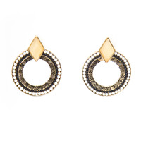 Jarabi Aztec Earrings