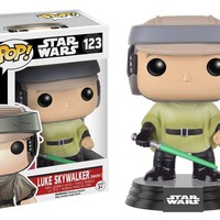 Luke Skywalker Star Wars Funko Pop! Vinyl
