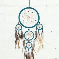 Free People  Vintage Handmade Dream Catcher at Free People Clothing Boutique