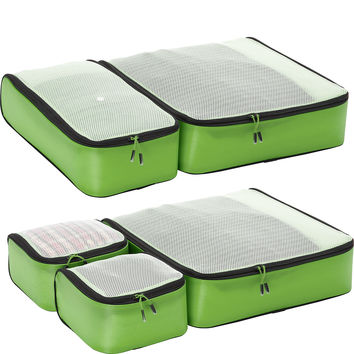 eBags Ultralight Packing Cubes - Super Packer 5pc Set - eBags.com