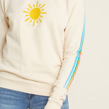 Forecasted Fun Graphic Sweatshirt