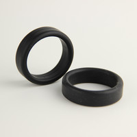 1pcs Smooth Touch Silicone Time Delay Penis Rings Cock Rings Male Adult Sex Toys Sex Products For Men Erotic Toy for Couple