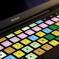 Photoshop Apple Keyboard Skin