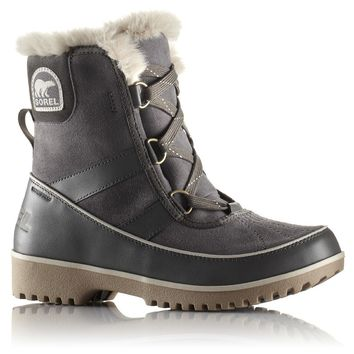 Sorel Tivoli II Suede Boot Women's- Quarry