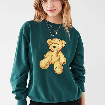 Future State Teddy Bear Sweatshirt | Urban Outfitters