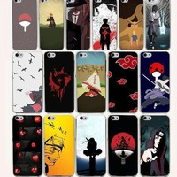 Anime Naruto Naruto Minimalist Hard Phone Cover Case for iphone 5 6 7 8 x