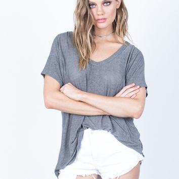 Light and Easy Tee