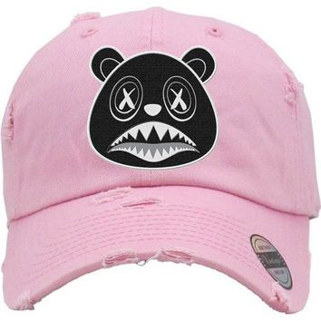 Oreo Baws Light Pink Dad Hat