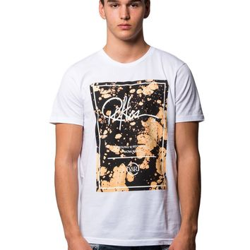 Mayflower Bleach Tee - White