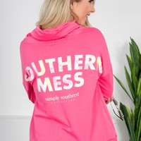 Southern Mess  | Pink | Simply Southern