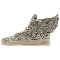 Jeremy Scott Wings 2.0 Money Shoes