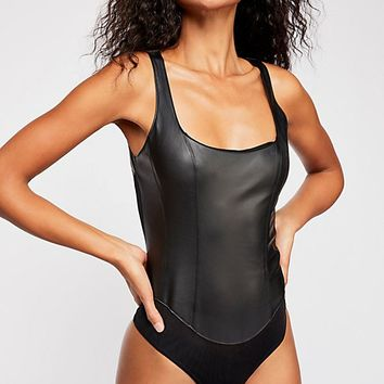 Shes A Vegan Bodysuit
