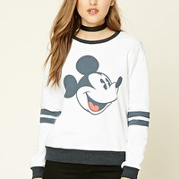 Mickey Mouse PJ Sweatshirt