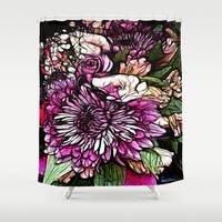:: Spring Forward :: Shower Curtain by :: GaleStorm Artworks ::