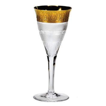 Splendid Crystal White Wine Glass