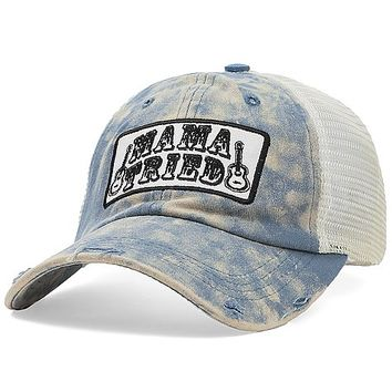 Junk Gypsy Mama Tried Trucker Hat