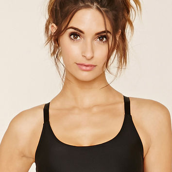 Low Impact - Strappy Sports Bra