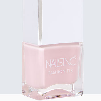 Nails inc Fashion Fix Vintage Tee Nail polish | Nails inc.US