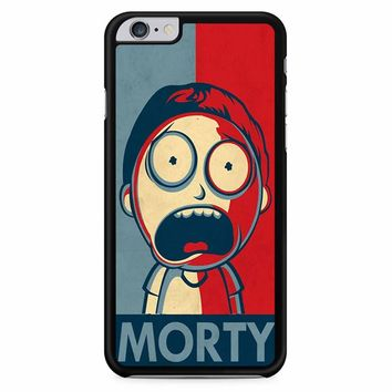 Rick And Morty In Style Of Shepard Morty iPhone 6 Plus / 6s Plus Case