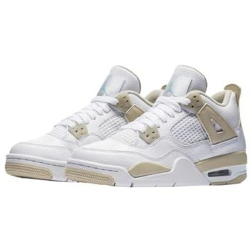 Jordan Retro 4 - Girls' Grade School at Foot Locker