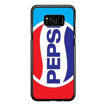 Pepsi Red Blue Samsung Galaxy S8 Case