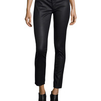 Florence Insta-Sculpt Skinny Jeans, Nero, Size: