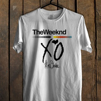 the weeknd xo T Shirt Mens T Shirt and Womens T Shirt **