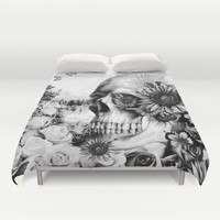 Reflection Duvet Cover by Kristy Patterson Design | Society6