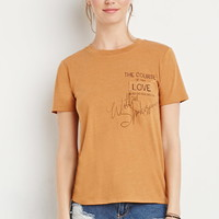 Course of Love Tee