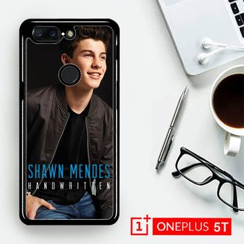 Shawn Mendes Handwritten X3392  OnePLus 5T / One Plus 5T Case
