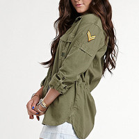 Kendall & Kylie Utility Shirt at PacSun.com