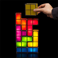 INFMETRY:: Tetris Constructible Desk Lamp Light - New Products