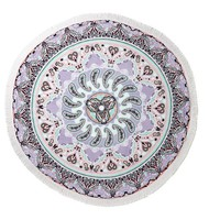 the round towel