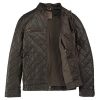 Men's Skye Peak Leather Jacket