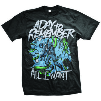 A Day To Remember: All I Want T-Shirt